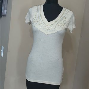 Thresa 4 thought top cream S